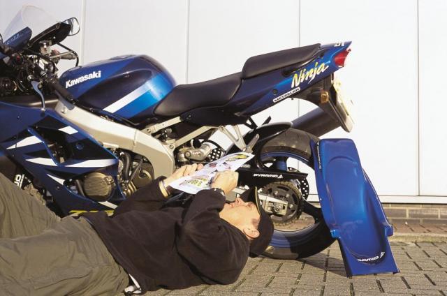 maintenance motorcycle visordown