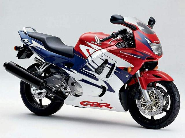Top ten cheap track day motorcycles