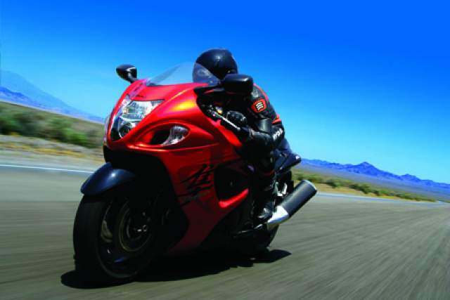 Scaled back update for the 2021 Suzuki Hayabusa expected