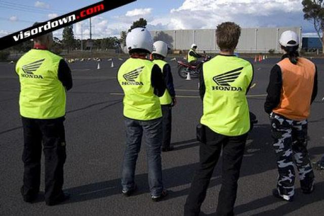 COVID-19 - Motorcycle training and testing gets the green light