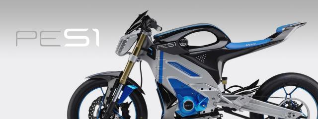 Yamaha EV Motor