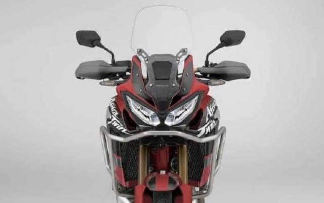 New larger capacity Africa Twin confirmed