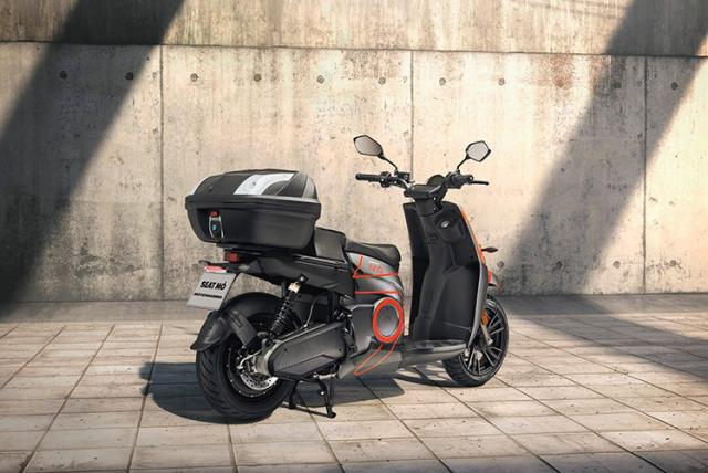 SEAT eScooter 125