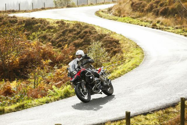 First ride: BMW R1200GS Adventure review