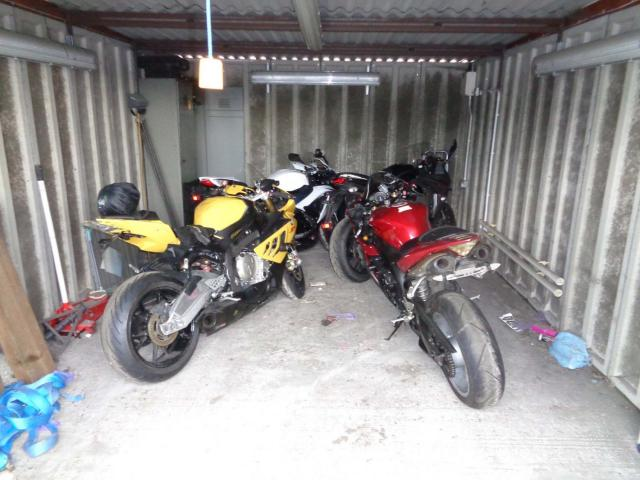 Stolen bikes recovered at Dover