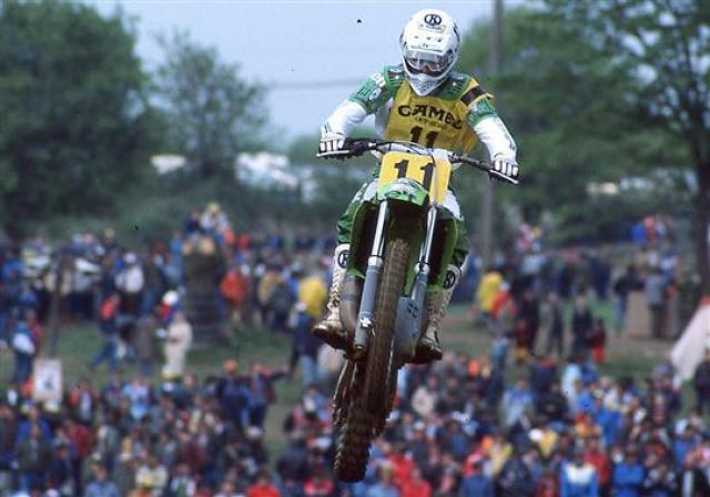 Georges Jobe: a legendary leap