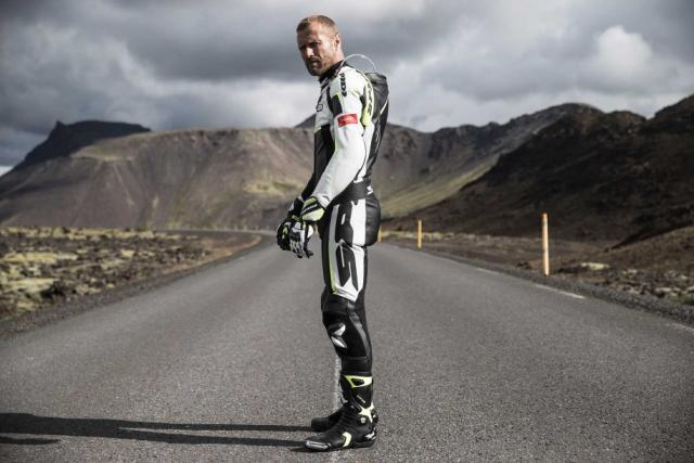 SPIDI introduce new colours for the Track Wind Pro suits for 2019