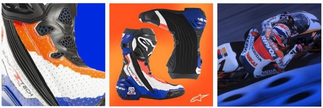 Do the Doohan in limited edition replica boots