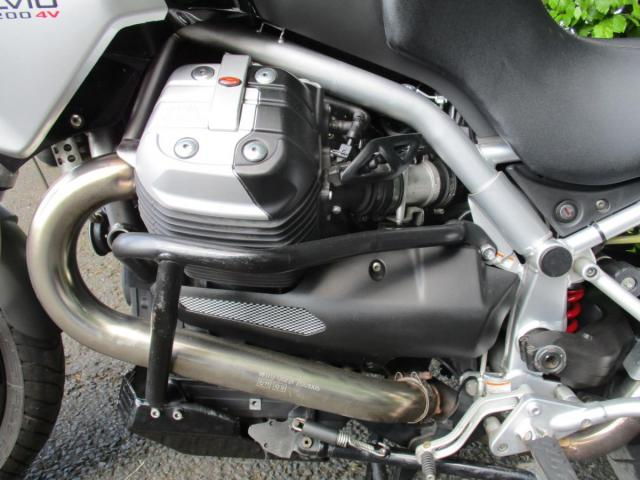 Bike of the day: Moto Guzzi Stelvio 1200