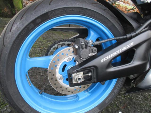 Bike of the day: Honda CBR600RR