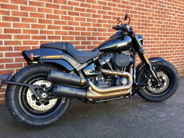 Harley-Davidson FXFBS FAT BOB 114 | Bike of the week