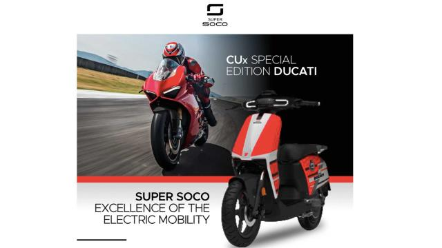 First look at Ducati's new electric bike