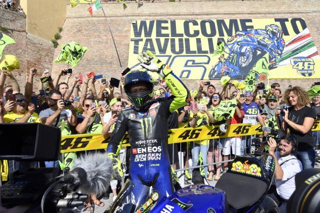 Rossi - Yamaha MotoGP