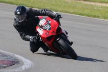 Ducati Donington Harry McKenzie