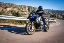 BMW R1250 GS Adventure launch