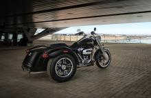 Harley trike updates 2019