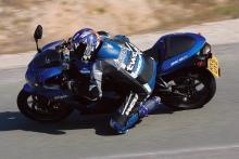 Niall's Spin: 2005 Kawasaki ZX-6R review