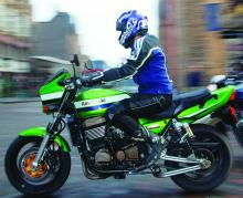 Niall's Spin: Kawasaki ZRX1200