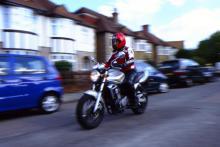 Niall's Spin: 2003 Kawasaki ER-5