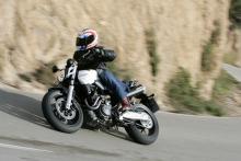 First Ride: Yamaha MT-03