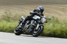 Niall's Spin: Yamaha MT-01 review