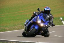 First Ride: 2006 Kawasaki ZZR1400