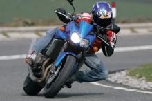 Niall's Spin: Kawasaki Z750