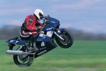 Niall's Spin: Yamaha YZF-R6 (2000-01)