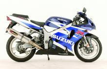 Living with a 2003 Suzuki GSX-R750 K3