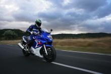 First Ride: 2008 Suzuki GSX650F