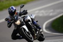 First Ride: 2007 Suzuki B-King