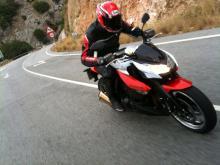 First Ride: 2010 Kawasaki Z1000