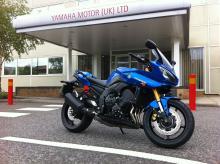 2011 Yamaha Fazer8 just in