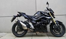 First ride: Suzuki GSR750 ABS review