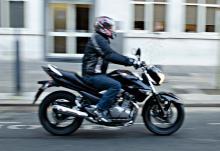 First Ride: 2012 Suzuki Inazuma 250 review