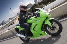 2008 Kawasaki Ninja 250R first ride review