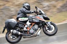 First ride: KTM 1290 Super Duke GT review