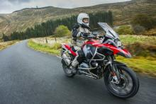 BMW R1200GS Adventure video review