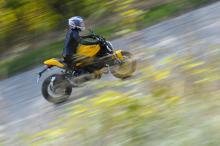 Ducati Monster 821 video review