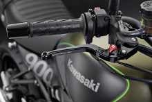 kawasaki Evotech release details of Z900RS goodies