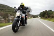 First Ride: 2006 Suzuki GSR 600