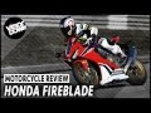 Honda CBR1000RR Fireblade/SP review video review