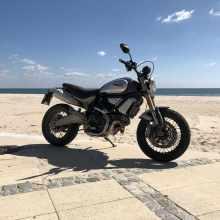 first ride Ducati Scrambler 1100 first impressions