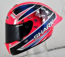 Sam Lowes baby helmet
