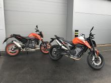 First impressions: KTM's 2018 790 Duke