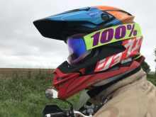 enduro First impressions: Shoei VFX-WR off-road lid