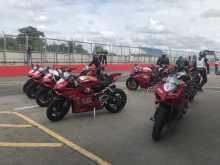 Ducati First Impressions: California Superbike School Level 1