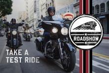 indian test ride roadshow
