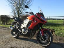 First UK road test: Kawasaki Versys 1000 review