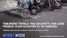 theft New bike theft initiative from Met police